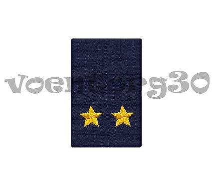 Ф.погоны синие (подполковник)