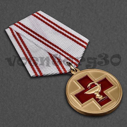 Медаль «За заслуги в медицине»