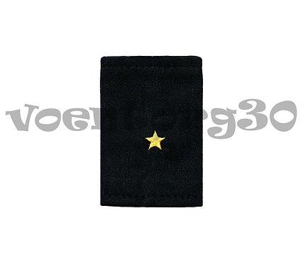 Ф.погоны черные (мл.лейтенант)