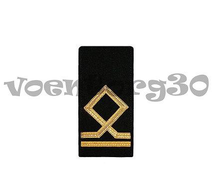 Ф.погоны мор.флот , черные: 2 категория