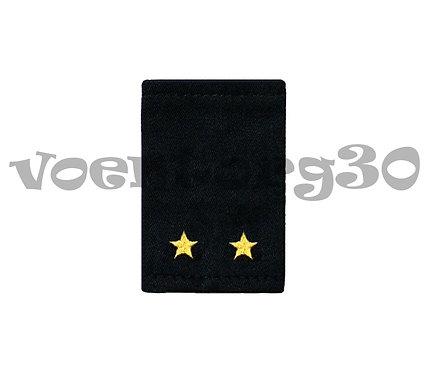 Ф.погоны черные (лейтенант)