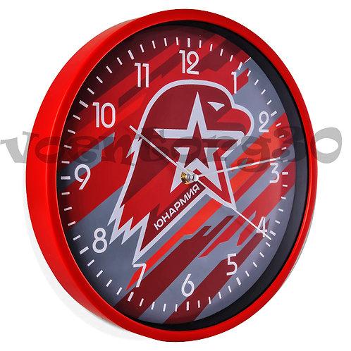 """Настенные часы """"Юнармия"""""""
