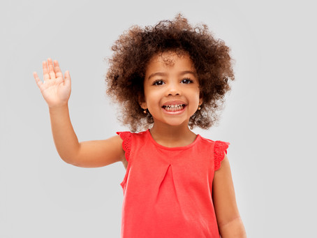 Six Strategies To Help Your Kid Practice Saying Hi And Bye