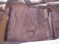 Peru Aramamuru poort 2008