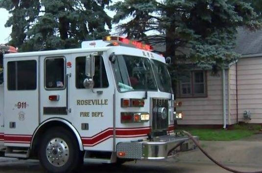 Roseville Fire Connelly Law Offices
