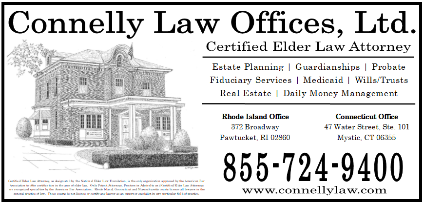 Connelly Law Offices, Ltd. advertisement