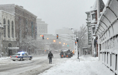 Connelly Law Offices, Ltd. Winter Storm