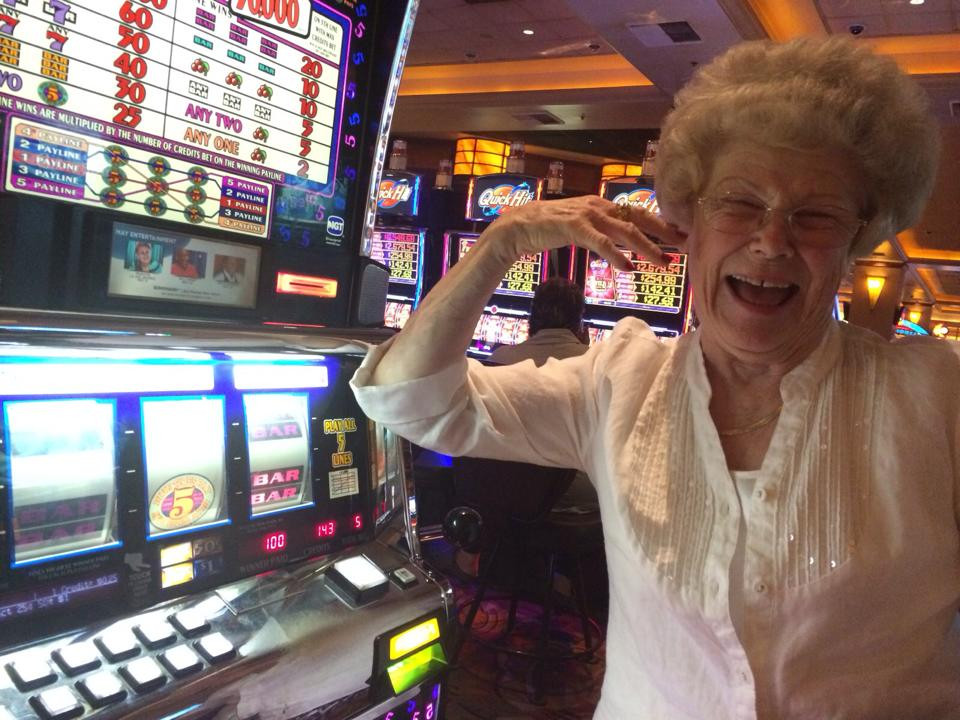 Problem gambling among seniors