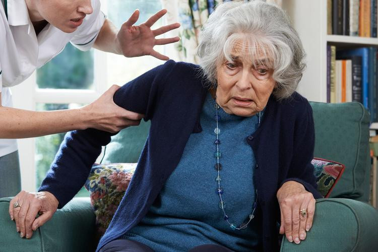 Increase in abuse during in home care