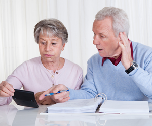 Consider using a professional fiduciary
