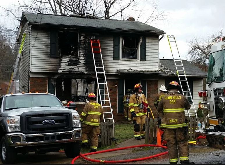 Penn Hills Fire Connelly Law Offices