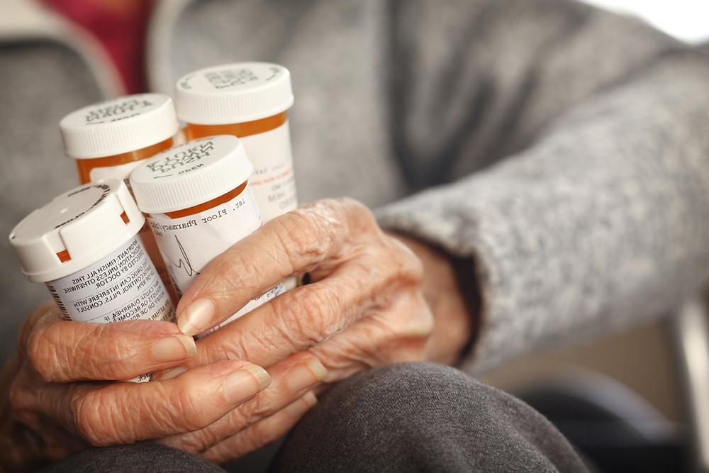 Benzodiazepines in Seniors