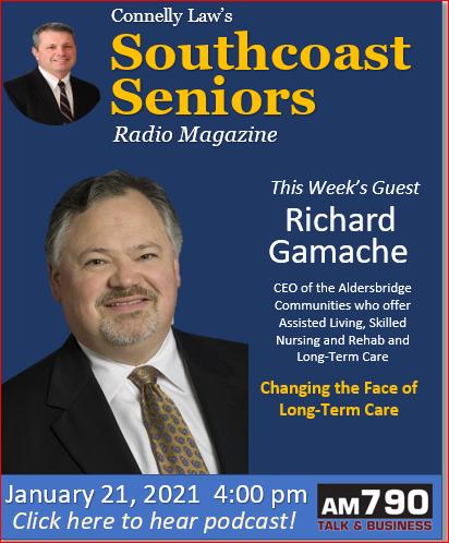 Rick Gamache, CEO Aldersbridge Communities