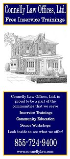 Connelly Law In Service Trainings Brochure