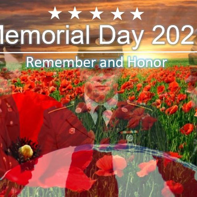 National Poppy Day is May 28 - Remembering America's Heroes this Memorial Day