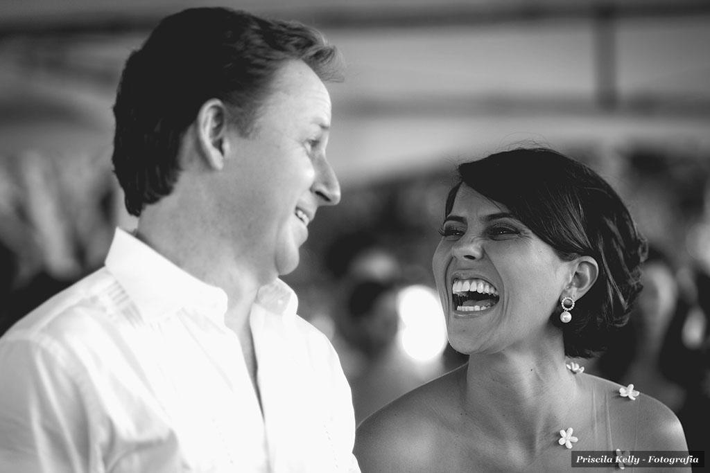 Felicidade do casal