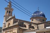 Jalon / Xalo church