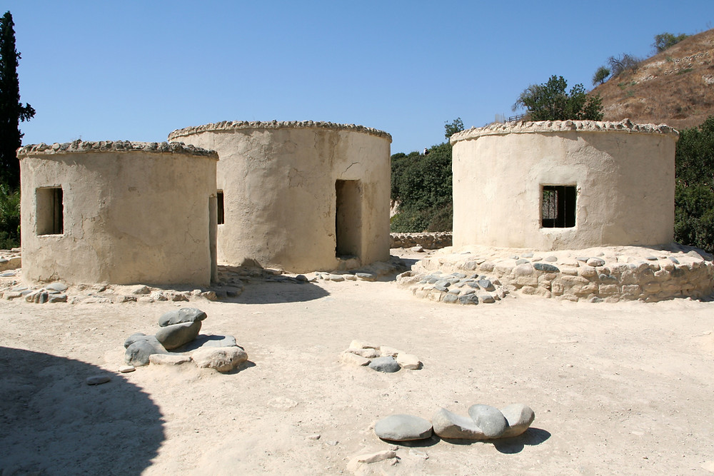 Chirokitia Neolithic village