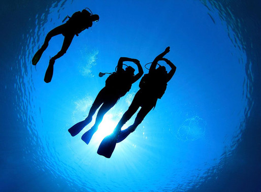Scuba Diving Cyprus