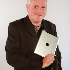 First iPad Photo