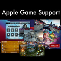 Apple Game Support