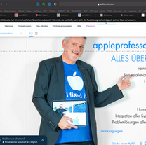 Apple Homepage Developement