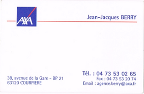Axa Jean-Jacques Berry