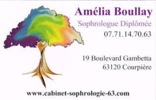 Amélia Boullay. Sophrologue