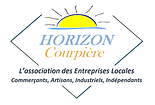 Logo Horizon Courpiere association des commercants