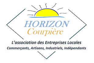 Logo assocition des commercants à Courpiere dansle Puy de Dôme en Auvergne