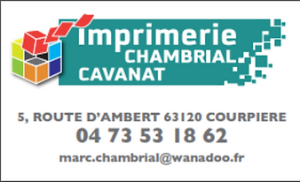 Imprimerie Chambrial