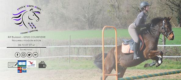 Pony Run Run