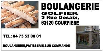 Boulangerie Golfier