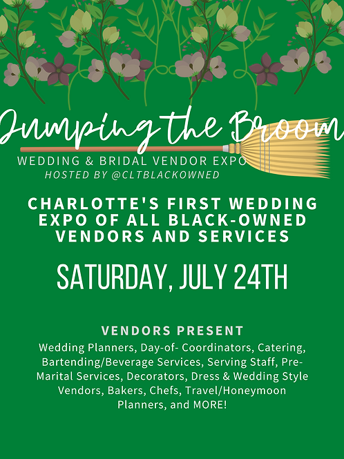 Vendor In-Network- JUMPING THE BROOM