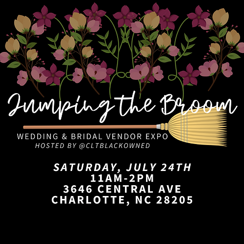 Jumping the Broom - Ticket - 07/24