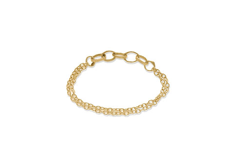 The Delia Gold Ring