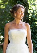 Bruidskapsel & bruidsvisagie