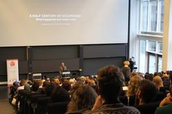 Norman Finkelstein på KUA
