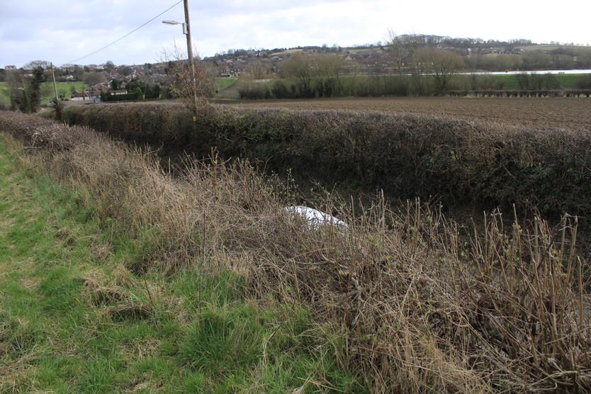 Woodall Lane - Cut Through