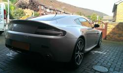 Aston Martin Valeting