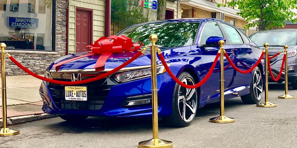 2018 Honda Accord Sport Raffle