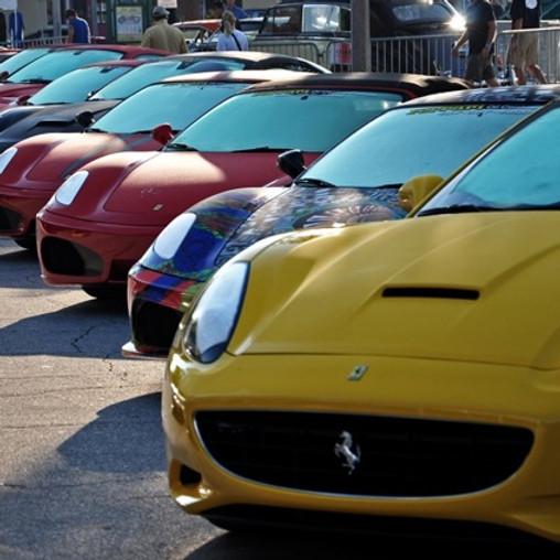 Exotic Car Show