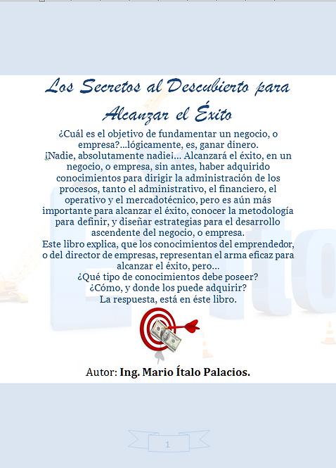 LOS SECRETOS AL DESCUBIERTO PARA ALCANZAR EL ÉXITO