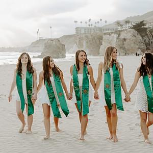 Emerson, Brooke, Jenny, Kyla, Alysa