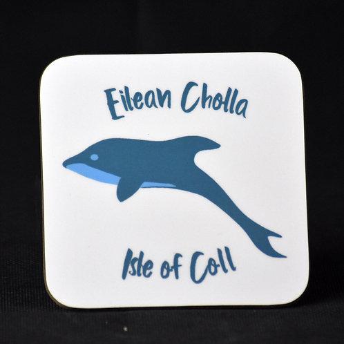 Isle of Coll Seashore Coaster