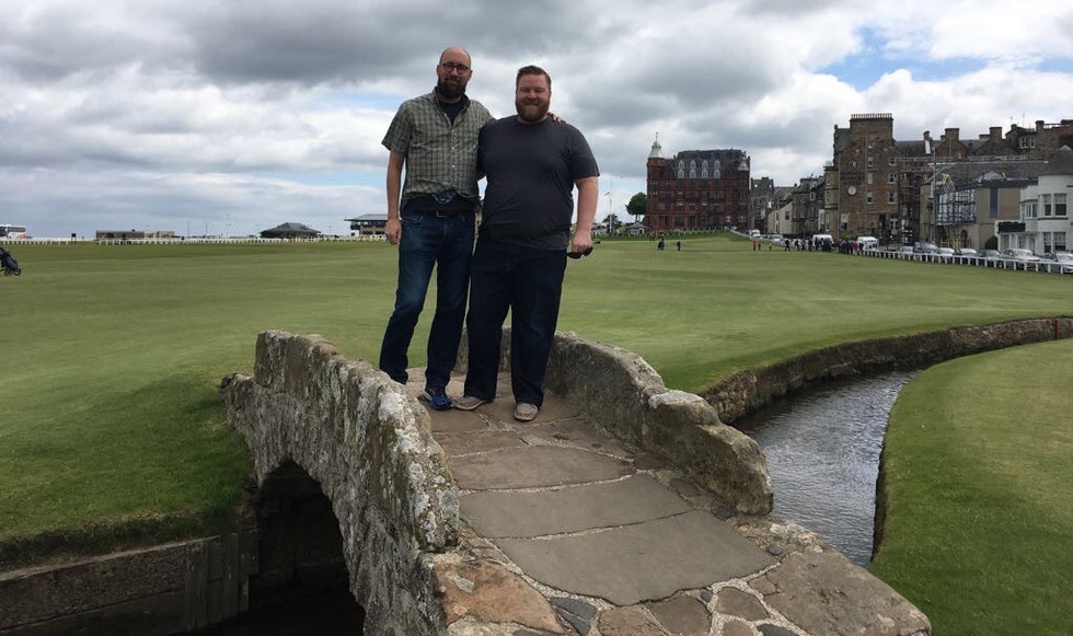Golfing in Scotland: Demoralizing and Wonderful