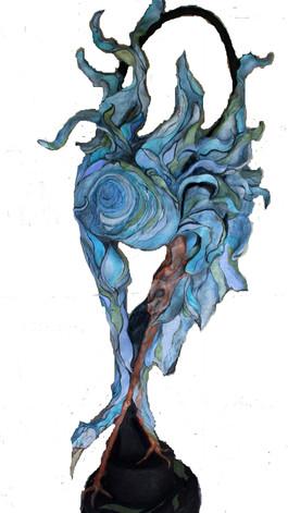 Fernando - Blue Heron Series