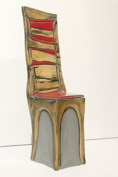 Ladder Back Chair (Art Box)