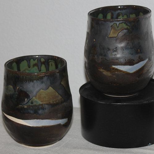 Low Globes - Oil Spot