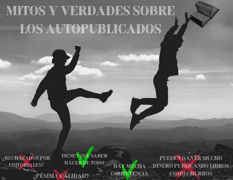 LA OLA DE LOS AUTOPUBLICADOS